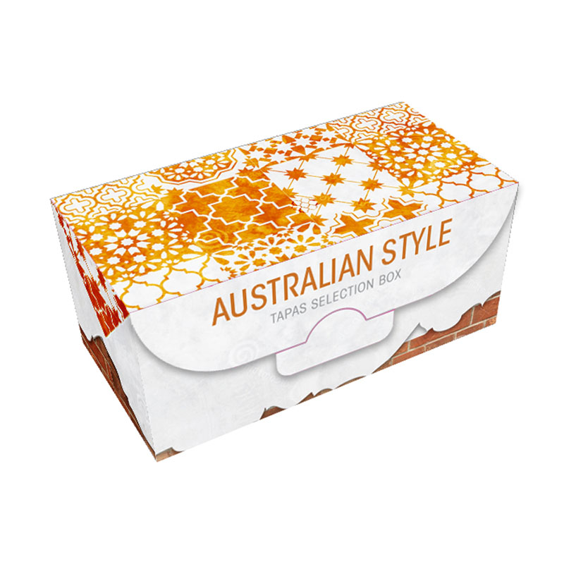 australian style tapas selection ambient snack box